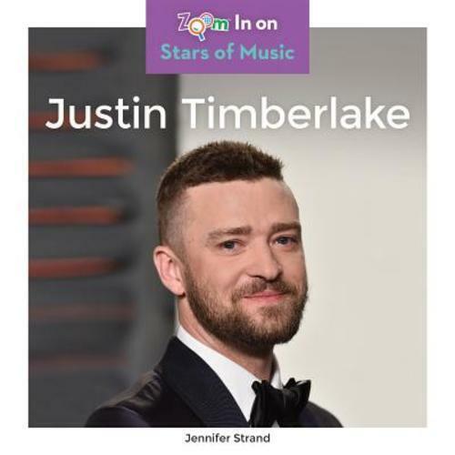 Justin Timberlake By Jennifer Strand (english) Library