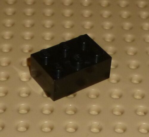 BLACK BRICKS /& PLATES LEGO BL Choose Part /& Quantity