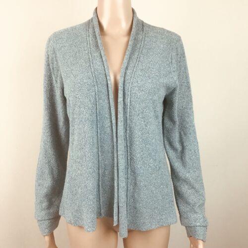 Damesshirt S S open Eileen sweater open gemêleerde Fisher met voorkantzijden 5RL4Aj