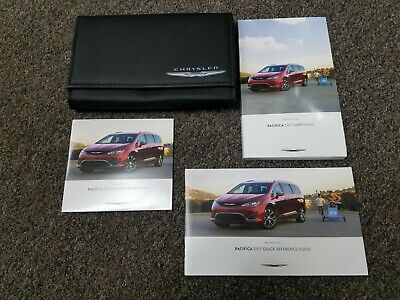 2020 CHRYSLER PACIFICA OWNERS MANUAL L X i TOURING LIMITED PLUS