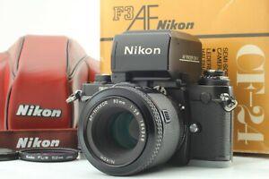 Mint-Nikon-f3af-35mm-SLR-Film-Kamera-mit-AF-Nikkor-80mm-f-2-8-aus-Japan-618