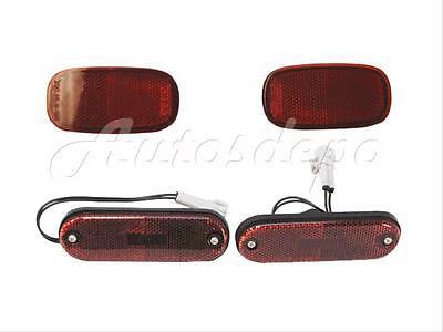 LH=RH Side Bumper Reflector For RAV4 96-05