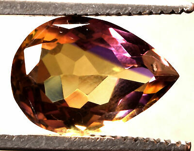 9.05 Cts. Natural Bi-Color Bolivia Ametrine Earth Mined Certified Gemstone  | eBay