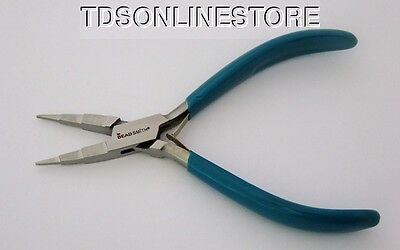 Multi Size Flat Nose Wire Looping And Wrapping Plier By Beadsmith