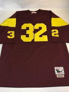 finest selection 14d07 8b3df Details about Mitchell & Ness OJ Simpson USC Trojans #32 Jersey Men's 54  Throwbacks Juice
