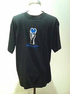 THURSDAY-Hand-Holding-Heart-T-SHIRT-New-Official-Merchandise-SIZE-LARGE