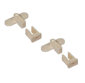2pk-Dummy-Kitchen-Draw-Drawer-Front-Fixing-Connector-Permafix-Block-Inc-Screws