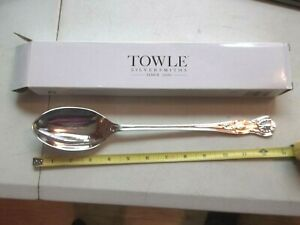 Towle-Silversmiths-New-Large-Serving-Spoon-T8838382