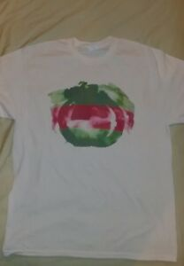 41f1a6ca8311 Image is loading Gucci-Logo-White-Watercolor-GG-Men-s-T-Shirt