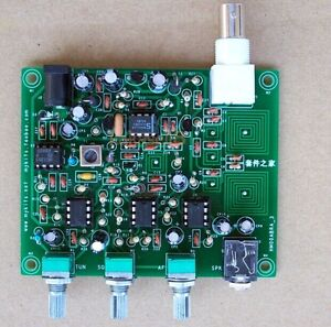 New-Air-band-receiver-High-sensitivity-aviation-radio-Diy-kit