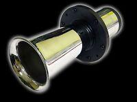 X1 Universal 110db Classic Super Loud Blast Ooga Horn - Chrome D