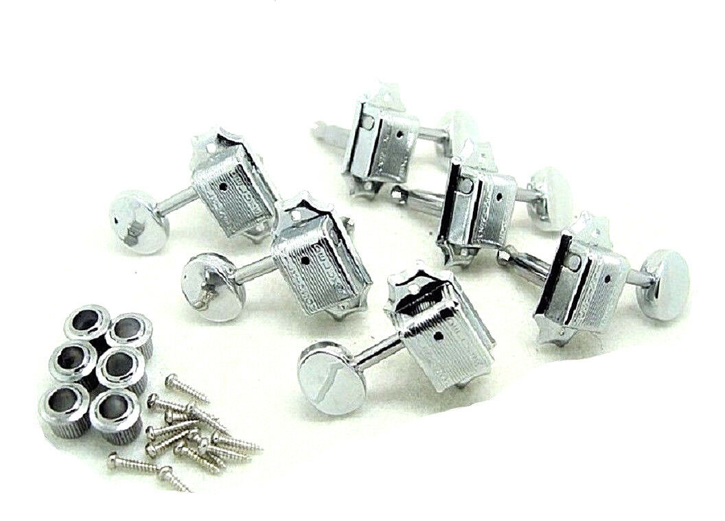 Wilkinson 3x3 Chrome Vintage Tuners For Gibson Epiphone Les Paul Sg Aliexpresscom Buy Free Shipping Covered Norton Secured Powered By Verisign