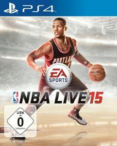 NBA Live 15 PS4 Neu & OVP