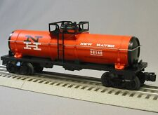 LIONEL NEW HAVEN TANKER TRAIN CAR mth tank O GAUGE rolling stock NH 6-30112 NEW