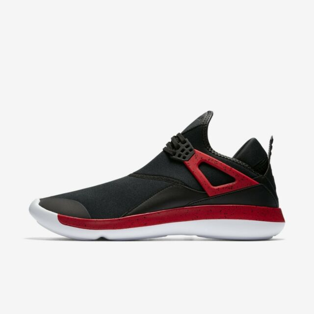 huge discount official shop wholesale NIKE JORDAN FLY '89 MENS TRAINER SHOE BLACK RED WHITE SIZE 7 - 11 NEW RRP  £95/-