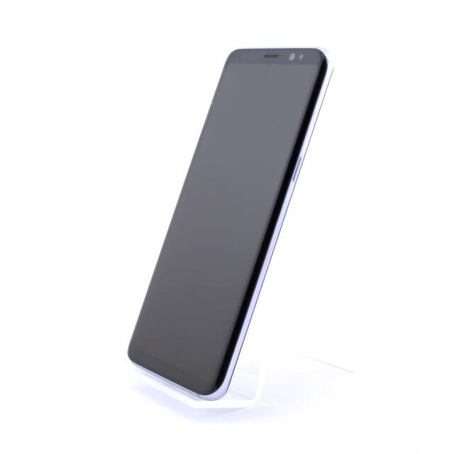 Samsung Galaxy S8 Rose Gris Bleu Noir 64GB Android Smartphone débloqué