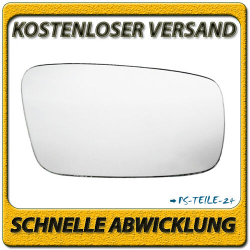 Spiegelglas für KIA SORENTO 2002-2006 rechts Beifahrerseite konvex