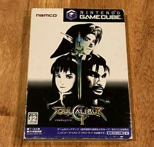 Soul Calibur II 2, FOR JAPAN CONSOLES ONLY Nintendo GameCube