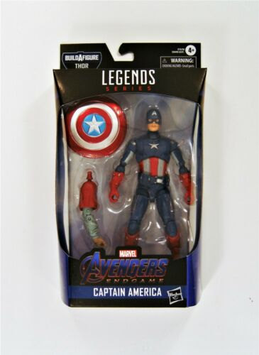 "Marvel Legends Series Avengers Endgame 6/"" Captain America Collectible action fi"