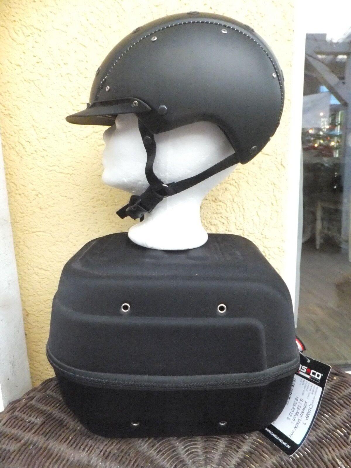 nuevos  casco Champ 3 negro reithelm nuevo modelo con My Style