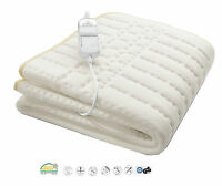 Waermeunterbett Heated Blanket Silvercrest Automatic Switch Off 6
