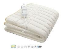 Waermeunterbett Heated Blanket Silvercrest Automatic Switch Off 6