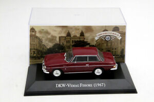 1-43-Scale-DKW-Vemag-Fissore-1967-Car-Diecast-Models-Collection-Miniature-Toys