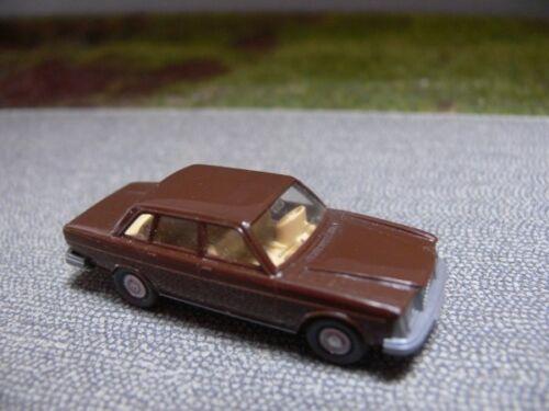 1//87 Wiking Volvo 264 schokobraun 264 1 A
