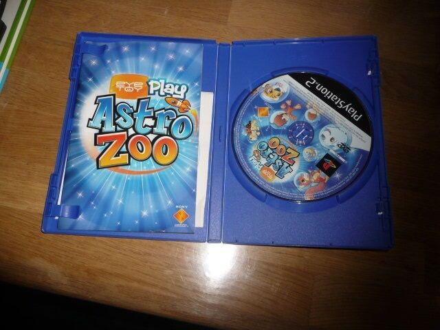 Eye toy - Astro zoo, PS2, anden genre