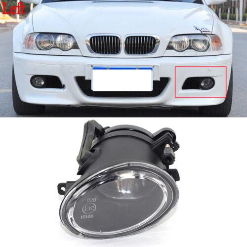 1Pcs LEFT SIDE Car FOG LIGHT No BULBS FOR BMW E46 M3 2001-2005 E39 M5 1999-2002