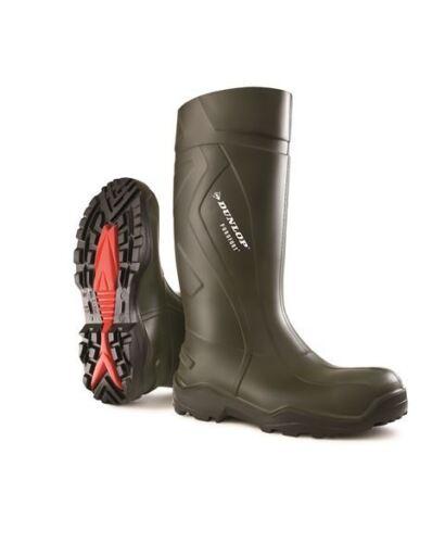 Dunlop purofort plus complet de sécurité homme femme wellington welly wellies TRL-1193