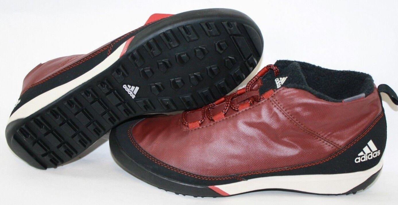 Nuove donne sz 7 adidas daroga elegante scarpe, ohukka b33140 fox brown scarpe, elegante scarpe a0106e