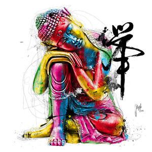 BUDDHA II BY PATRICE MURCIANO KEYRINGS-MUGS-ART PRINT