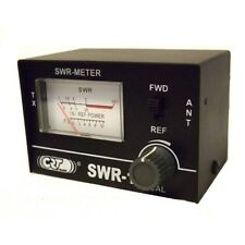 Radio CB Antenna Ham SSB PMR SWR in metallo Armadio SWR Meter Gamma di frequenza 1.7-30m
