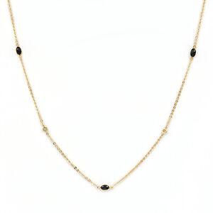 Gargantilla-Mujer-Oro-18K-Diamantes-Zafiros