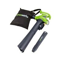 Greenworks 12a Blower/vac- 24072 Blower Vaccum