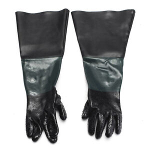 24 Quot X12 Quot Labour Protection Work Gloves For Sand Blasting