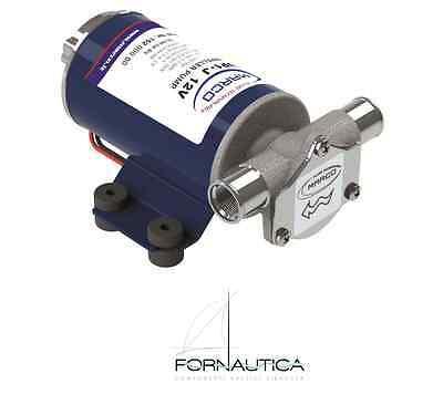 MARCO POMPA SENTINA AUTOADESCANTE UP1-J Pompa a girante in gomma 28 l/min - 12V