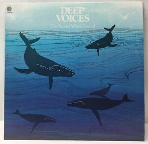 Deep-Voices-The-Second-Whale-Record-ST-11598-Record-Lp-NM