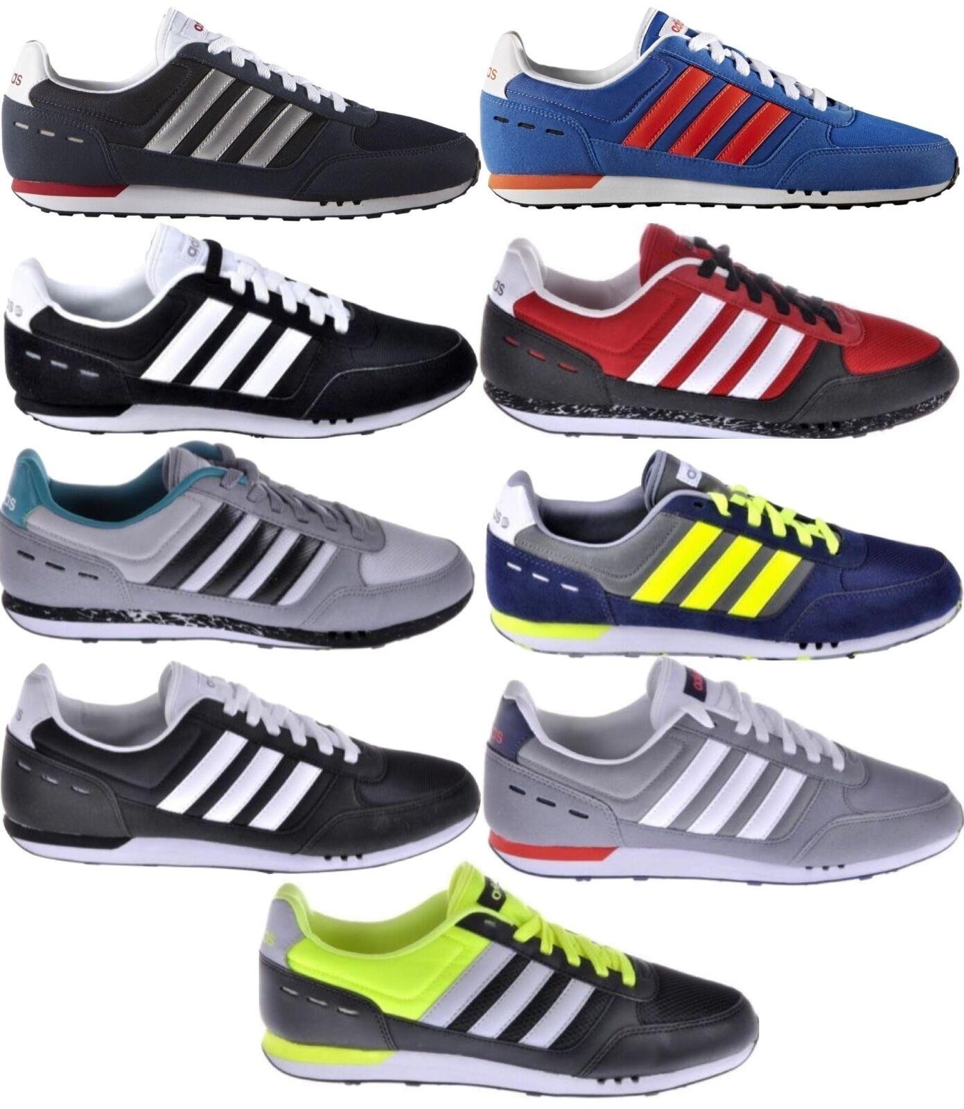 adidas Herren Schuhe NEO CITY RACER Sneaker Freizeitschuhe Turnschuhe