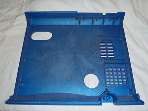 Merit-Megatouch-Force-Radion-Base-Bezel-cabinet-plastic-piece-Blue