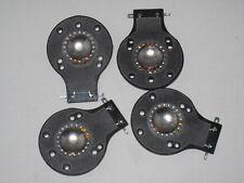 JBL 2412 JBL 2412H JBL 2412H-1 / 4 x Matching Speaker Diaphragms,8 OHMS, Active