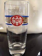 Vintage Beer Glass Binding Bier