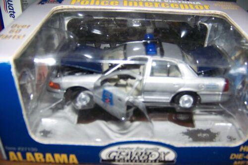 Alabama Highway Patrol Police Trooper 2000 Ford GearBox