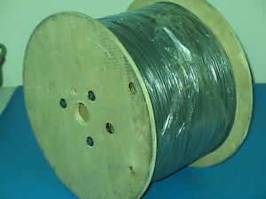 INDUSTRIAL ELECTRIC WIRE & CABLE 2402C-8EIF GRAY PVC 4-CORE WIRE ...