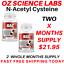 NAC-N-Acetyl-Cysteine-500mg-Capsules-Glutathione-Antioxidant-Amino thumbnail 7