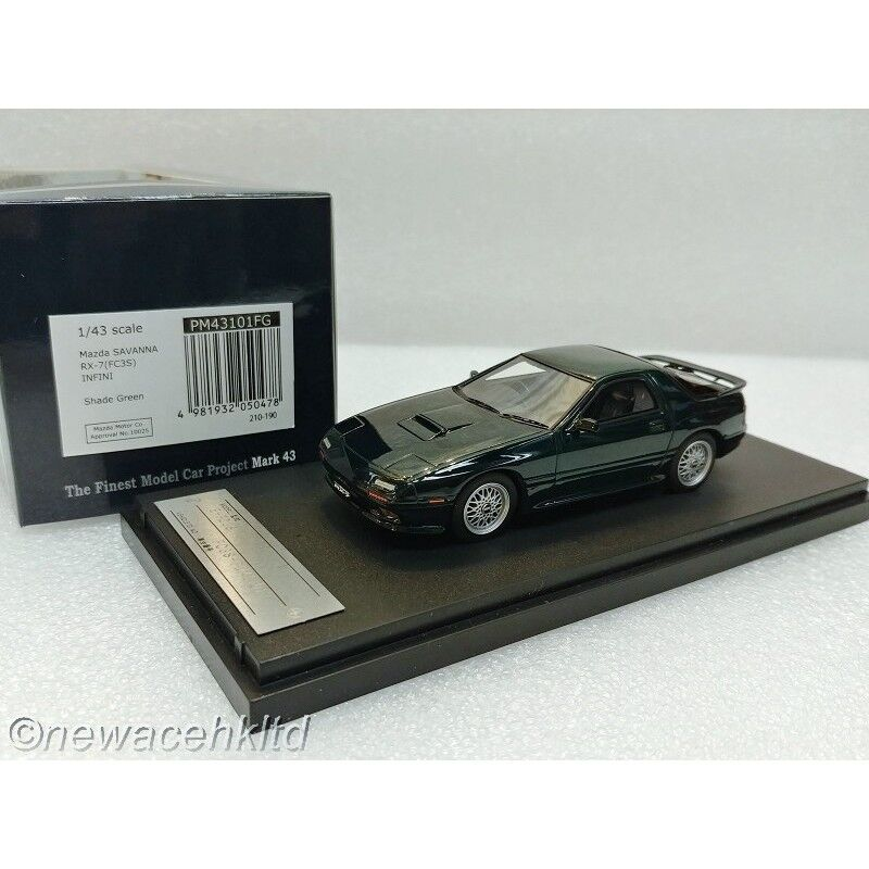 43 1 MARK Green Shade GTX FC3S RX7 Mazda 43 PM43101FG