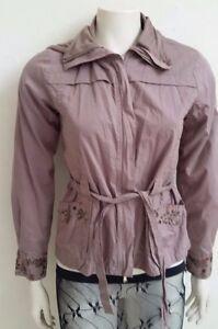 wholesale dealer 3e12b 60897 Dettagli su giacca donna cotone leggero sfoderato MAX&Co. taglia 40