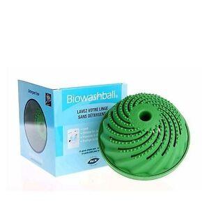 Intelligent Pack De 3 Biowashball Boule De Lavage Sans Lessive Original Machine à Laver Neuf