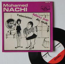 """Vinyle 45T Mohamed Nachi  """"Televiziou"""""""